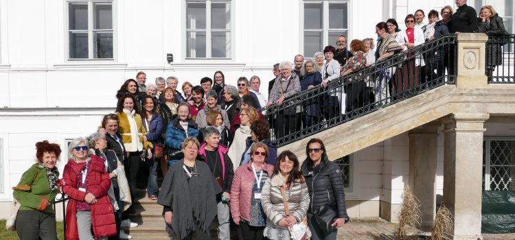 First transnational meeting: Vienna (Austria), 21-27 Feb 2019