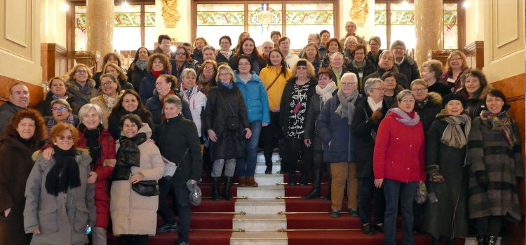 Third transnational meeting: Prague (Czech Republic), 16-22 January 2020