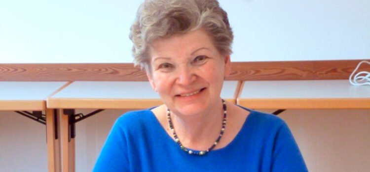 Marianne Stang, coordinator of the project EU-Bobbin Lacee